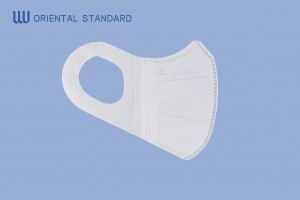3D Three-dimensional light same as kn95 3 ply Disposable Face Mask