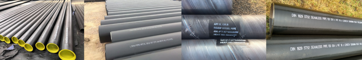 ERW/LSAW/SSAW/SMLS STEEL PIPE