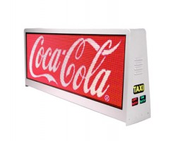 TS 2.5/3/3.33/5 Taxi Top LED Display