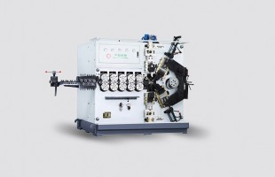 TK-5120-5 5AXIS CNC SPRING COILING MACHINE