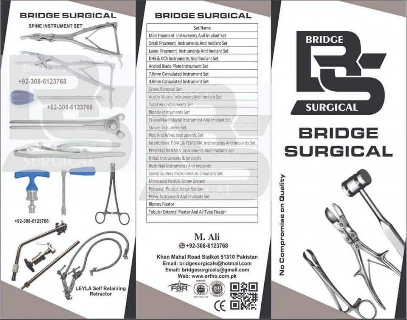 Orthopedic Instruments And Implants