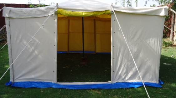 tarpaulin and tents