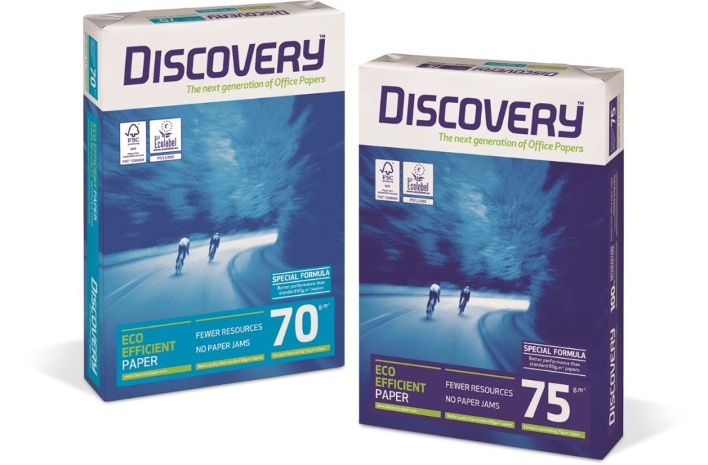 Discovery paper 75gsm