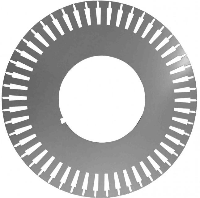 Brushless Dc Motor Core Stator Rotor Silicon Steel Lamination