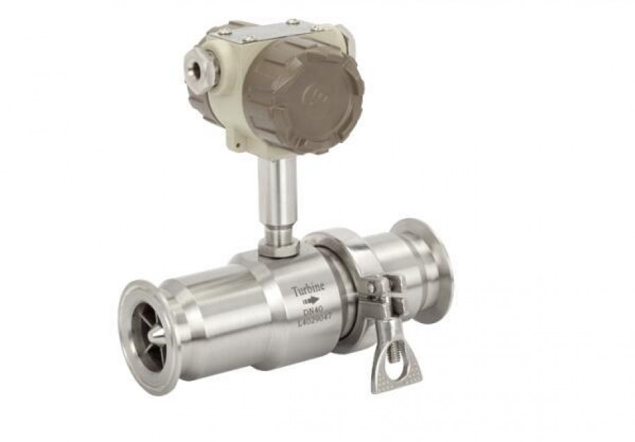 Sanitary Turbine Flow Meter