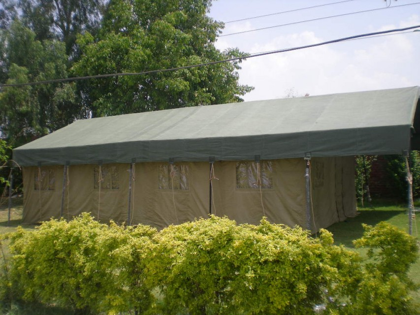 Want to sell tents.