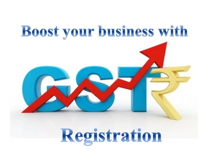 Get economic help and quick assistance on GST registration.