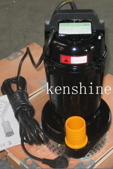 Sewage pump/waste water pump