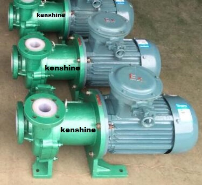 CQB-F Fluoroplastic magnetic force driving pump