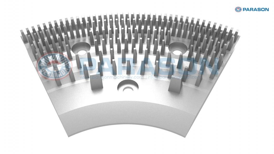 Disperser Plate Segment Specular