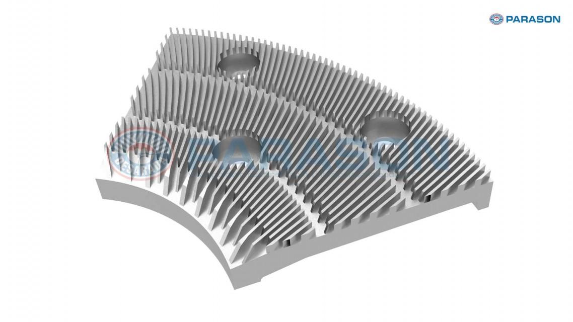 Refiner Plate Segment