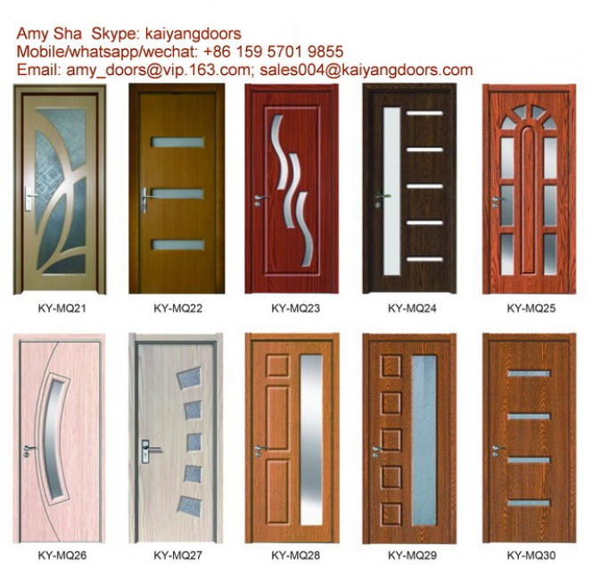 Wood doors,interior doors
