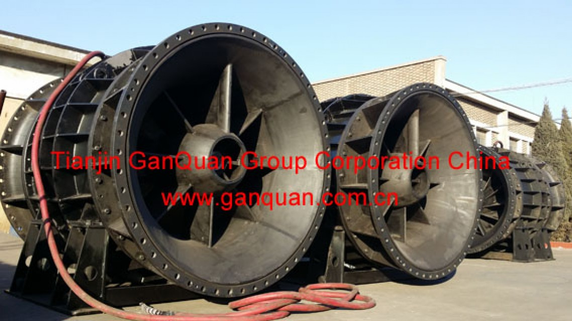 Tubular Flow Pump