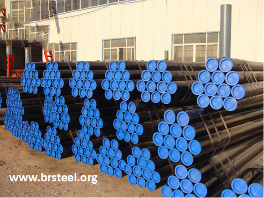 ASTM A106seamlesssteelpipefor oil and gas line