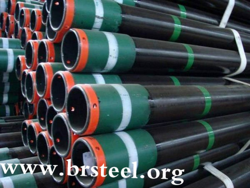 API 5CT seamless carbon steel oil casing pipe