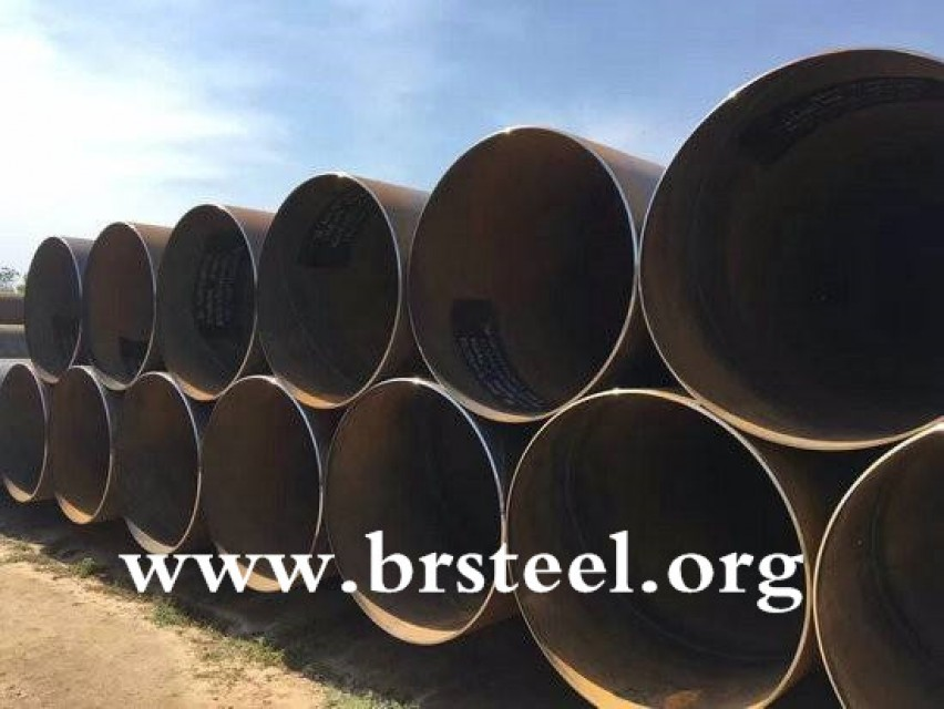 Erw api welded steel pipe
