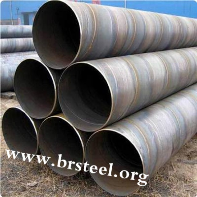 Sprial Welded Anti-Corrision steel pipe
