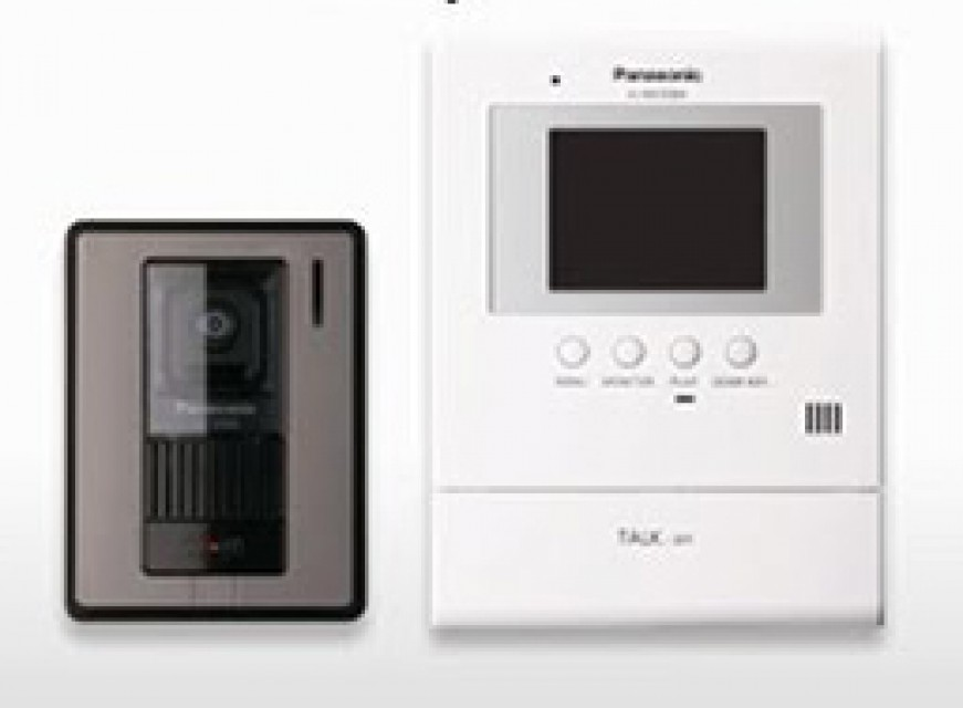 Panasonic VL-SV30 Advanced Recording Video Intercom System
