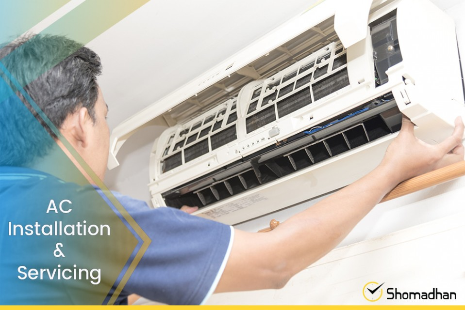 AC Repair and Air Conditioning Installation service