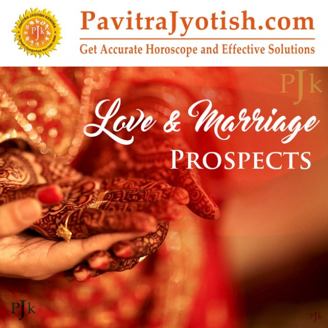 Love and Marriage Prospects