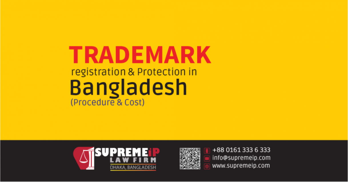 Trademark Registration in Bangladesh