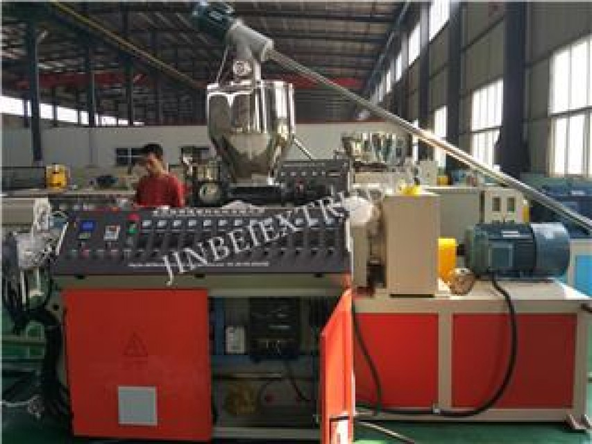 UPVC/CPVC Double Pipe Production Line