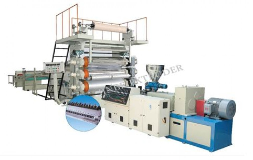 Marble Imitation Board Extrusion Line