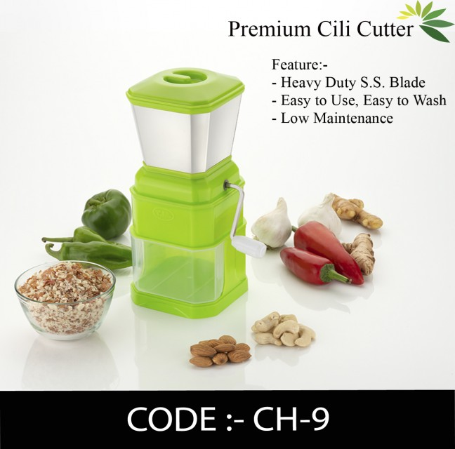 Premium Chili Cutter