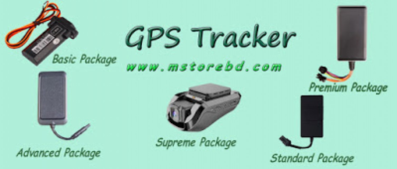 GPS Tracker for Car & Bike in Bangladesh