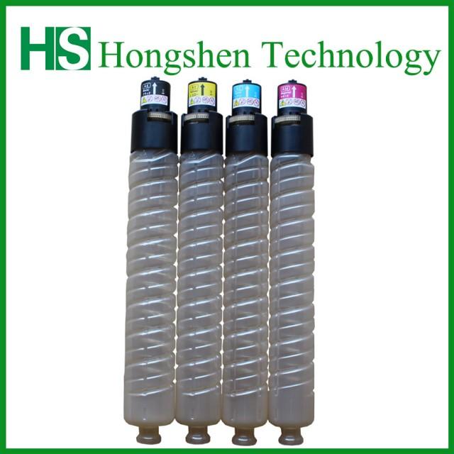 Compatible Color Copier Toner Cartridge for Ricoh MPC2500 Copier