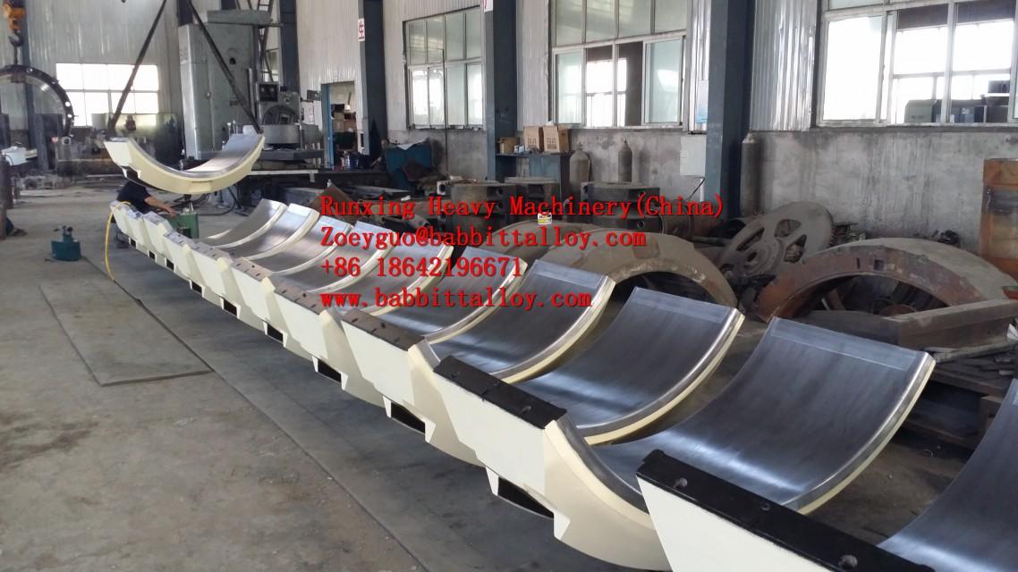 Babbitt Bearing-Babbitt Alloy-China Factory-OEM customized-export to Russia