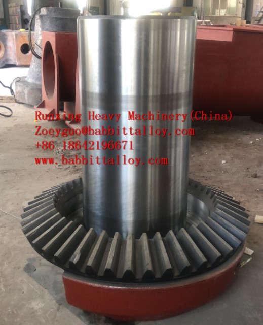 Gyratory crusher Eccentric Sleeve-Chinese Manufacturer-Export to Russia-Quality assurance