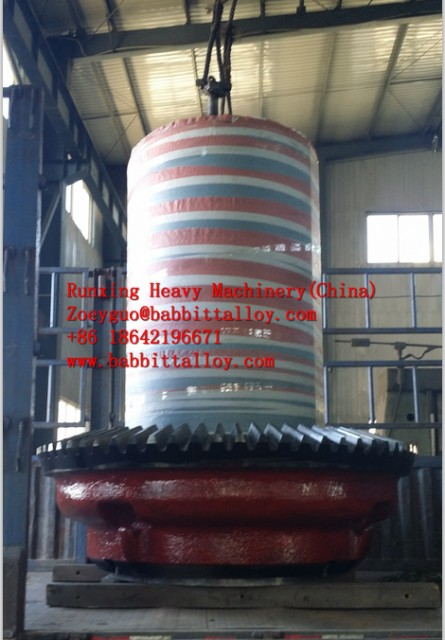 Cone crusher eccentric sleeve-Chinese Manufacturer-Export to Russia-Quality assurance