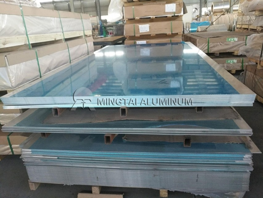 1060 aluminum plate for cosmetic packaging