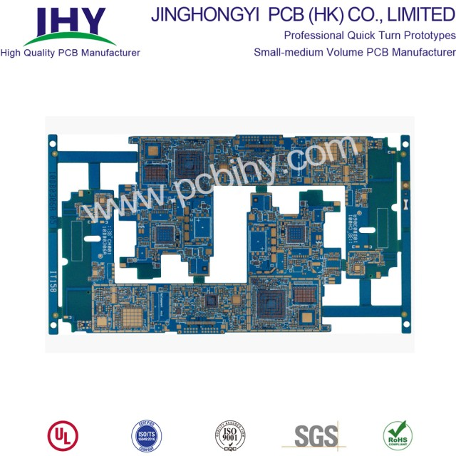 China PCB Manufacturing And Assembly All In One Place