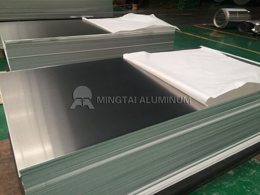 3003 aluminum plate can be used in the production of power battery casing