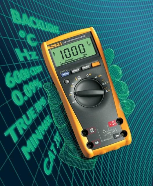 Fluke 87V Industrial Multimeter now running EID Offer