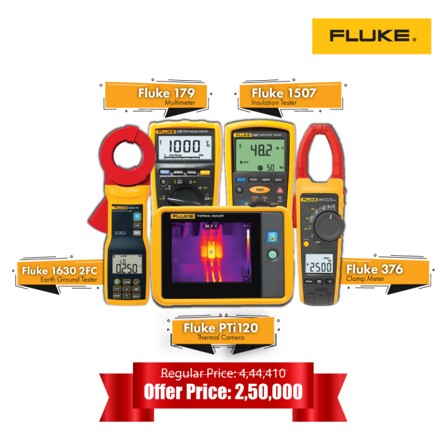 Fluke Bundle Offer