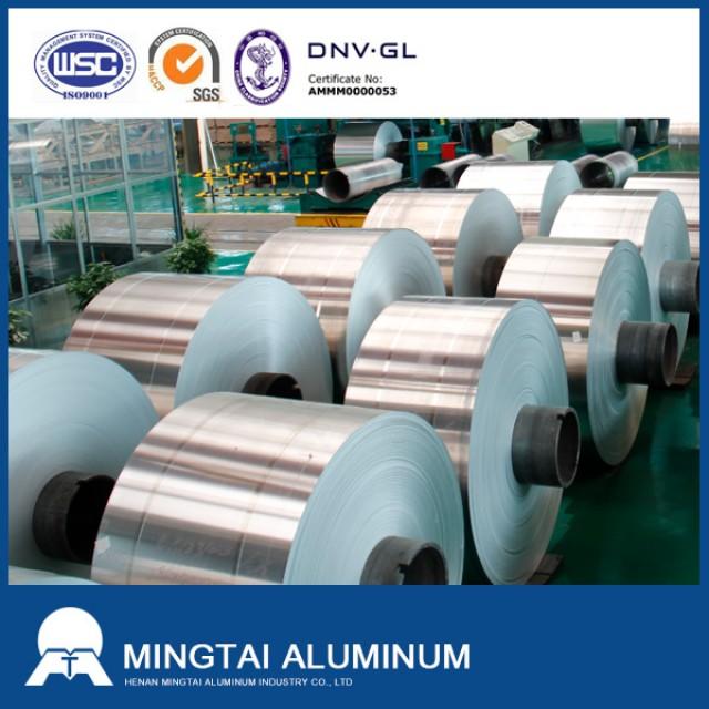 Inseparable pharma aluminum foil