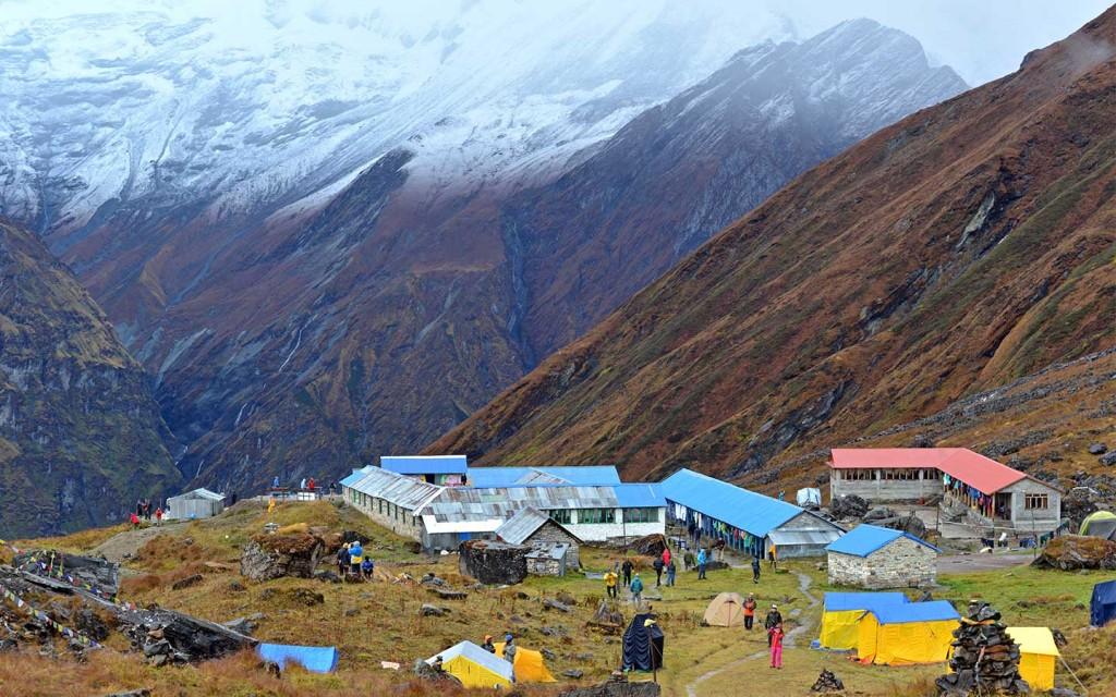Kathmandu Pokhara Tour with Ghandruk Trek   Real Adventure Nepal