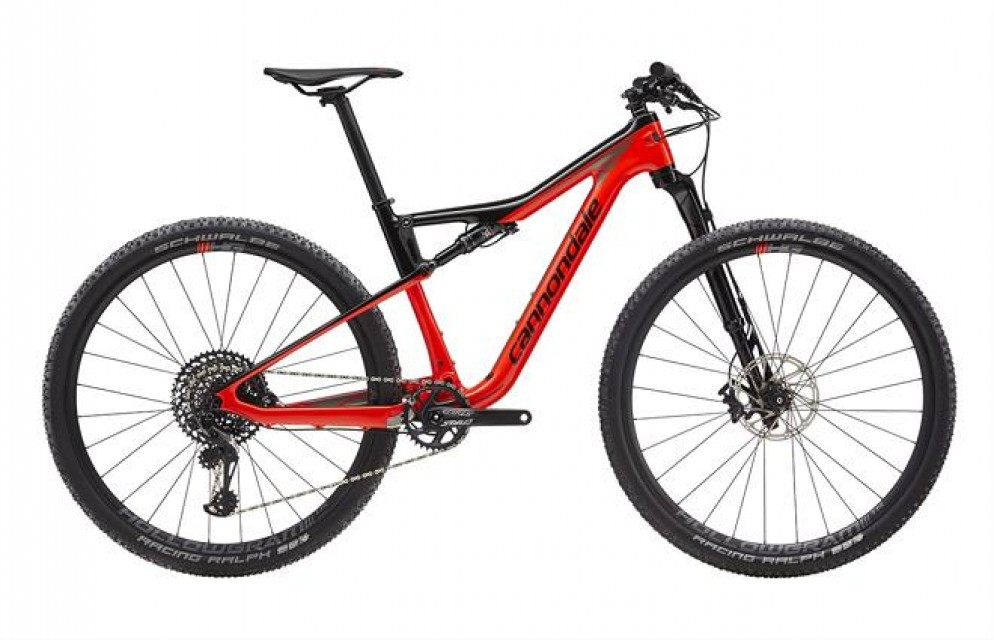 CANNONDALE SCALPEL-SI CARBON 3 BIKE