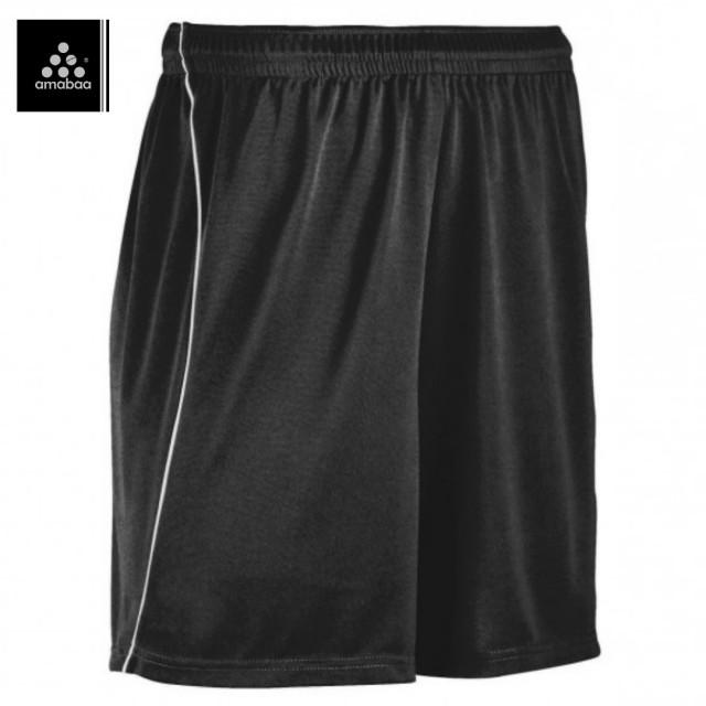 AMABAA Sportswear Teamwear Coloring Soccer Shorts Side Piping design