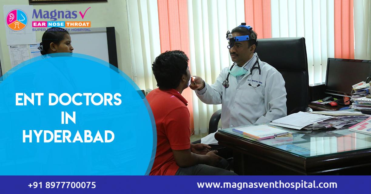 Best ENT doctors at Dilsukhnagar in Hyderabad
