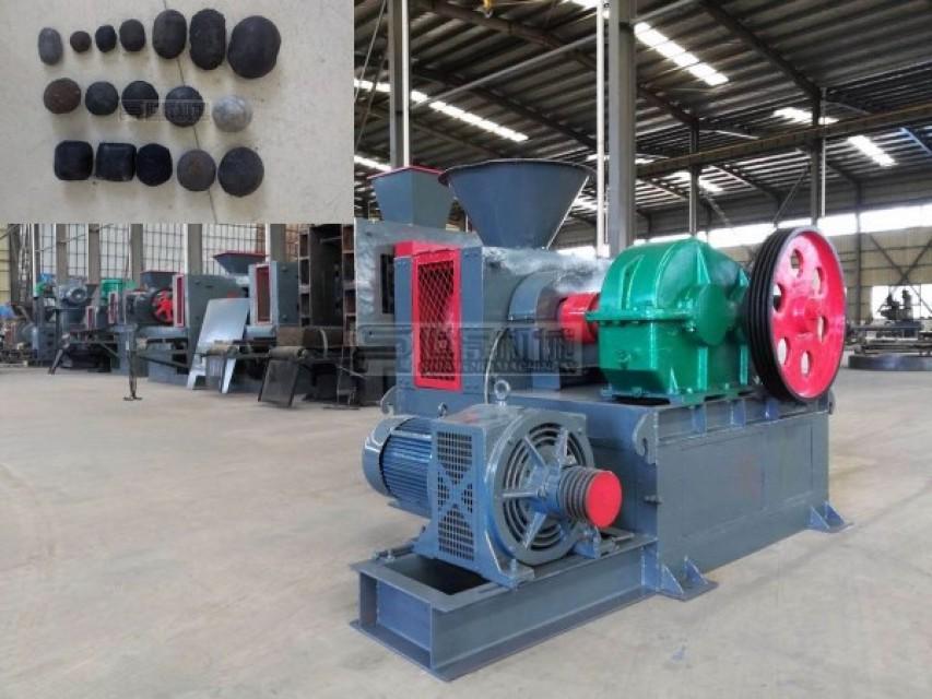 Charcoal Briquette Making Machine(86-15978436639)