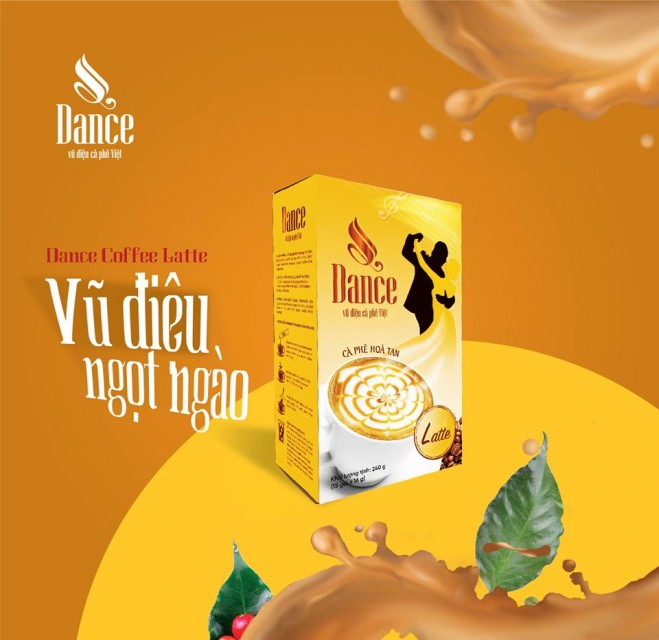 4in1 Instant Coffee Latte