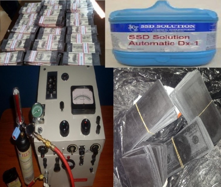 SSD CLEANING MACHINE AND CHEMICAL SOLUTIONS