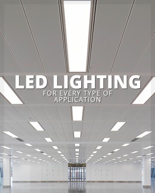 LED Lighting & Luminaries