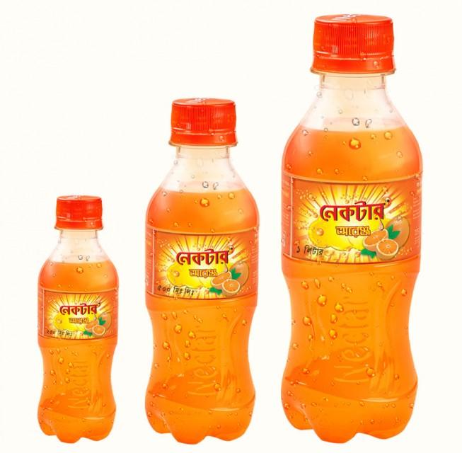 Orange CSD Drink