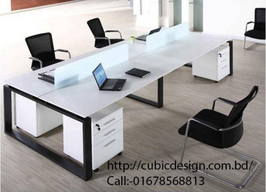 Modern Office Desk BD (W.D-00043)
