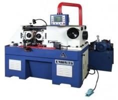 Hydraulic thru feed type thread rolling machine UM-75 (75A)